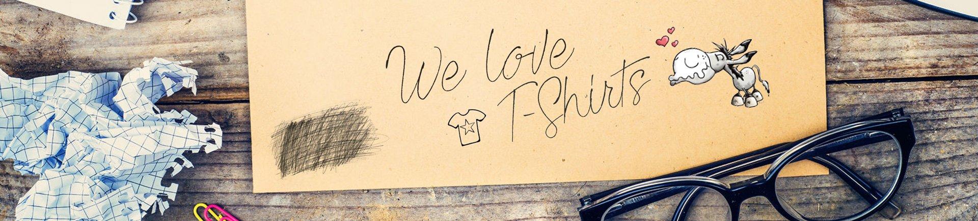 Der T-Shirt Blog - T-Shirts wie Du sie willst!
